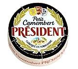 President Petit Camembert Cheese, 145g
