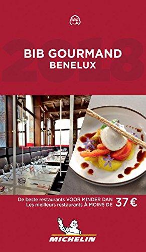 Descargar Libro Bib Gourmand Bénélux de Michelin