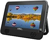 CMX PDT 4101 Tragbarer DVD-Player (25,6 cm (10,1 Zoll) Display, DVB-T, USB 2.0) schwarz