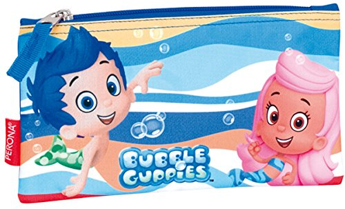 Perona 52448 Bubble Guppies Estuches, 22 cm