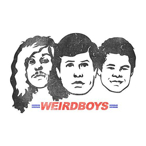 Weirdboys Workaholics Men's T-Shirt White