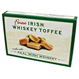 Irish Whiskey Toffee mit Irish Whiskey 200G