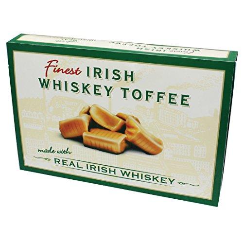 Irish Whiskey Toffee mit Irish Whiskey 200G