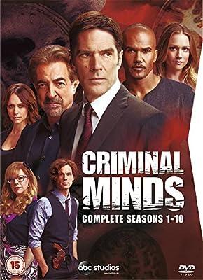 Criminal Minds Series 1-10 [UK Import]
