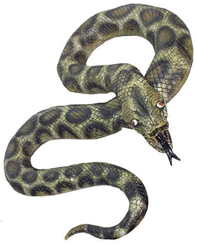 Kostüm Schlange - Smiffys Python Schlange, 180cm, 24204