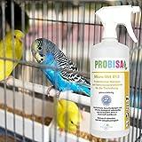 Bio-Reiniger und Geruchsneutralisierer Spray Probisa Micro-Vet 813 für Hund, Katze, Nager und Haustiere in Wohnung, Käfig und Stall (Komplettset – 0,5 Liter Konzentrat ergeben 25 Liter gebrauchsfertigen Geruchskiller) - 6
