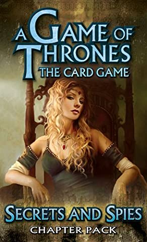 A Game of Thrones the Card Game: Secrets and Spies Chapter Pack