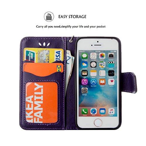 custodia a tasca iphone x