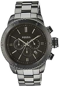 Fossil Logan Analog Grey Dial Men's Watch -BQ1050