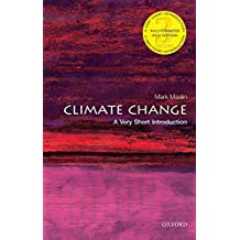 Climate Change: A Very Short Introduction 3/e (Very Short Introductions)