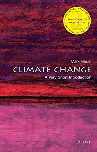 Climate Change: A Very Short Introduction (Very Short Introductions) por Mark Maslin