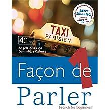Facon de Parler 1 French for Beginners 5ED