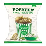 #7: Popkeen Baked Rice Chips - Sour Cream & Onion 80 Grams