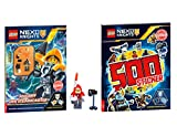 LEGO® Nexo Knights™. Angriff der Steinmonster + Stickerbuch LEGO® Nexo Knights™. 500 Sticker