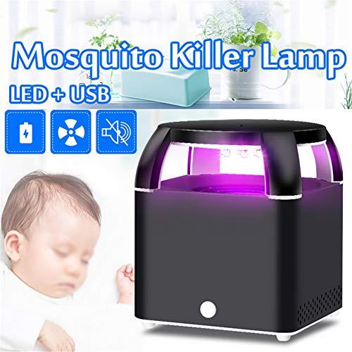 KANGLE LED Mückenkiller Light Lamp USB Anti-Fly Electric Home LED Bug Zapper Moskito-Killer Insekt-Falle Lampen Repellents