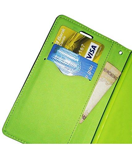 the best attitude 23232 04e5d Redmi 3S Prime Mercury Flip Cover, Xiaomi Redmi 3S Prime Luxury Mercury  Diary Wallet Style Blue Flip Cover Case for Redmi 3S Prime Flip Cover