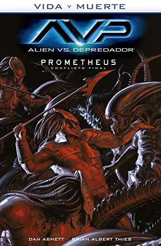 Vida y Muerte 4. Alien vs. Depredador