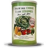 1 Soupe aux CHOUX et aux légumes - Régime minceur