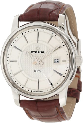 Eterna Men's 8310.41.17.1185 Soleure Automatic Watch