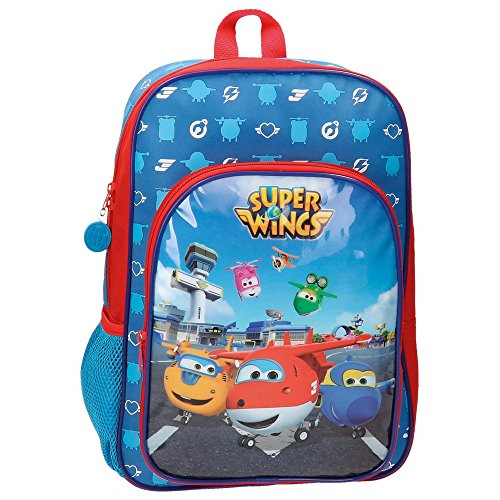 Sac à dos adaptable au chariot Super Wings