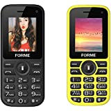 Forme N5+ Combo (Black-Red & Yellow-Black)