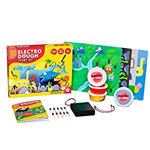 Technology Will Save Us-Electro Dough Story Kit Toy
