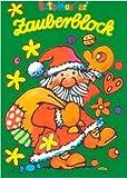 Zauberblock * Weihnachtsmann mit dem Geschenkesack * mit 24 Blatt