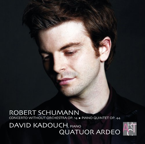 Concerto Without Orchestra, Piano Quintet Op.44