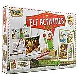 Elf on The Shelf Kreative Activitat Weihnachten für Kinder Adventskalender Mädchen Jungen