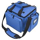 ahg Anschütz Eine kompakte Range Bag aus dem Hause ahg Anschütz. Sporttasche, 48 cm, Blau