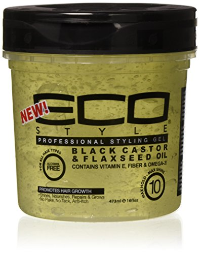 Eco Styler Eco Styler Styling Gel Black Castor 16Oz/473