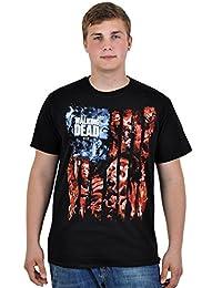 The Walking Dead - camiseta de caminantes - zombis - serie de televisión