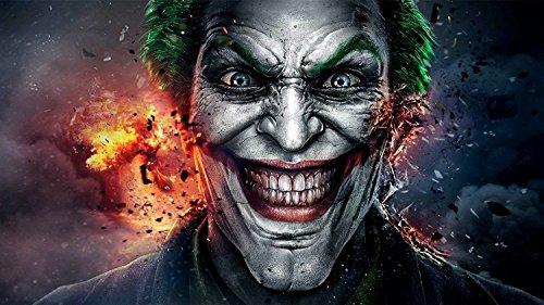 Joker llavero imán de posavasos taza regalo presente sw1325