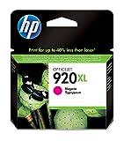 HP 920XL High Yield Magenta Original Ink Cartridge (CD973AE)