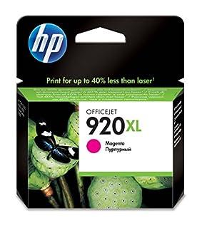 HP 920XL - Cartucho de tinta Original HP 920XL de álta capacidad Magenta HP OfficeJet series 6000, 6500, 7000, 6500, 7500 (B0031HAVEO)   Amazon price tracker / tracking, Amazon price history charts, Amazon price watches, Amazon price drop alerts