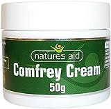 Natures Aid Comfrey Cream - 50g