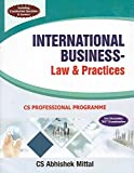 International Business Law and Practice - CS Professional
