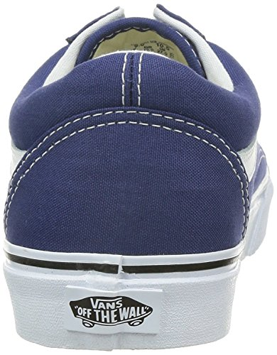 Vans Herren Old Skool Sneaker, Einheitsgröße Blau
