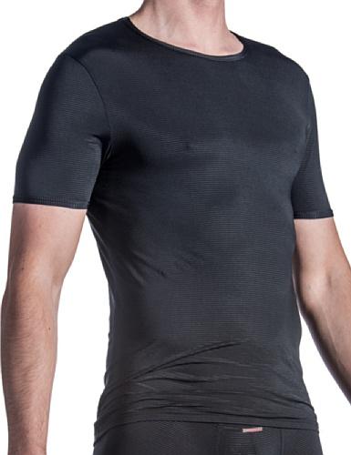 Olaf Benz Herren RED1201 T-Shirt Unterhemd, Schwarz (Black 8000), Large