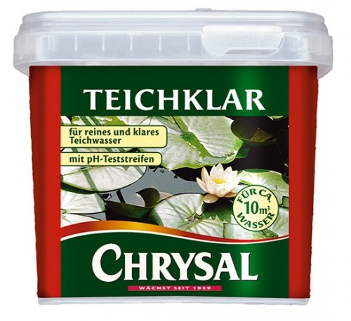 Chrysal Teichklar 1 kg -