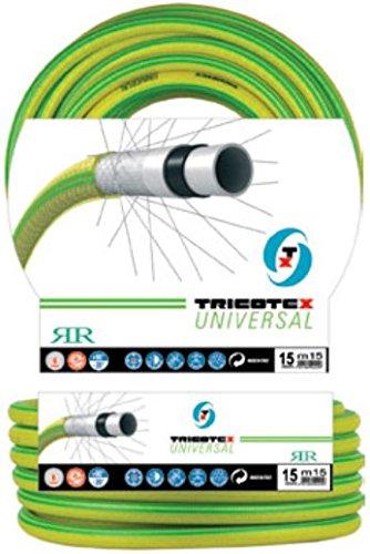 Tube tricotex Universal Jaune d'arrosage flexible antinodo Ø 19 mm (3/4