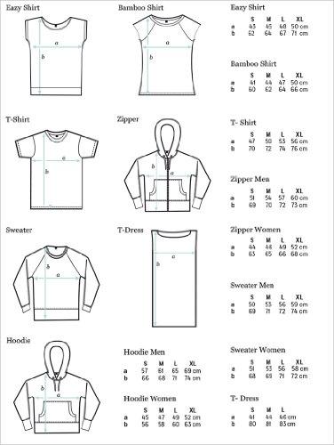 Shirt Darkgrey PAPERPLANE Men +++ vom Streetwear Design Grafiklabel SILBERFISCHER +++ HANDMADE IN BERLIN Dunkel Grau