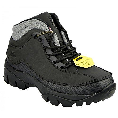 Kick Footwear, Stivali donna Nero (nero)