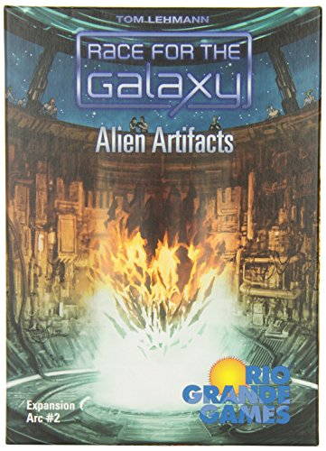 Race for the Galaxy: Alien Artifacts (For Race Galaxy-brettspiel The)