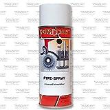 KIM-TEC PTFE- Spray 400ml, universell einsetzbar nicht fettendes Gleit- Trenn- und Schmiermittel