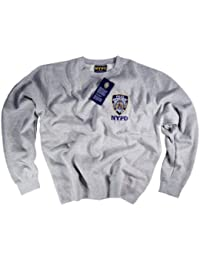 NYPD Shirt Sweatshirt Authentic Clothing Apparel Officially Licensed Merchandise by The New York City Police Department