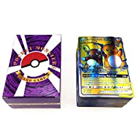 120 tag team Pokémon cards gamePokemon English flash card Pokemon battle card 80tag team +20mega +20gx