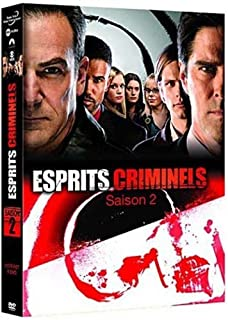 Esprits criminels - Saison 2 (B00117DM6A) | Amazon Products
