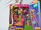 Betty Spaghetty Disco Tover- Kapsels Doll With Accessories - the box is not in English