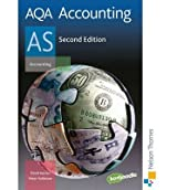 [ AQA Accounting AS ] [ AQA ACCOUNTING AS ] BY Hailstone, Peter ( AUTHOR ) May-25-2012 Paperback